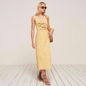 Reformation Amalfi Dress